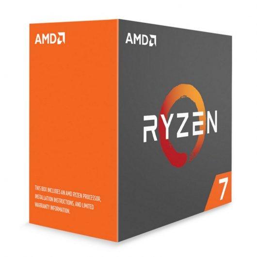 AMD- Ryzen 7 2700X un procesador bueno, bonito y barato.