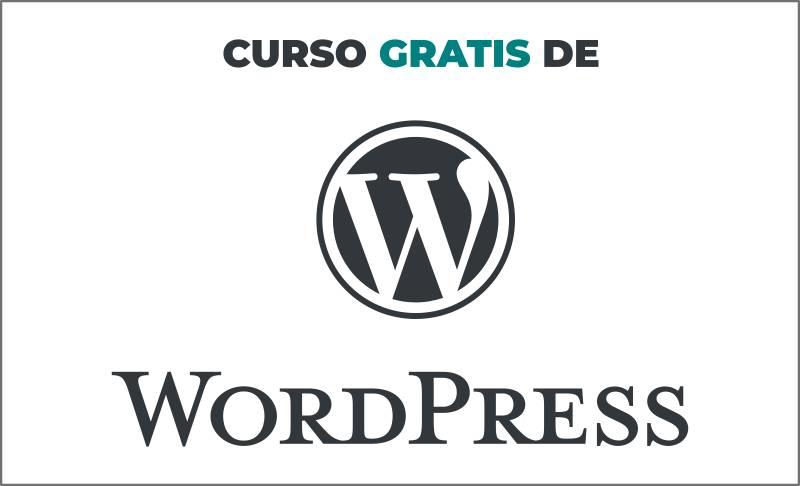 Curso gratis de WordPress 2020