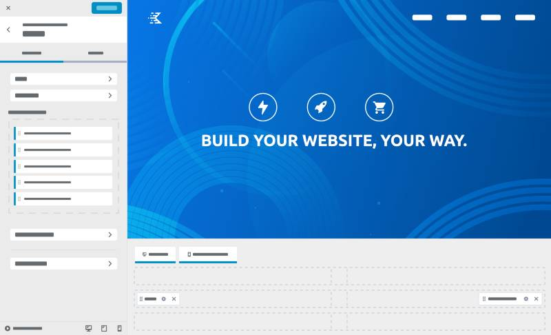 Kadence el mejor tema gratuito de WordPress